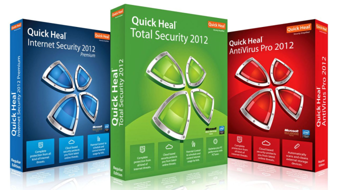 Quick Heal Antivirus for Windows 10 Pc Laptop 32/64 Bit Free Download