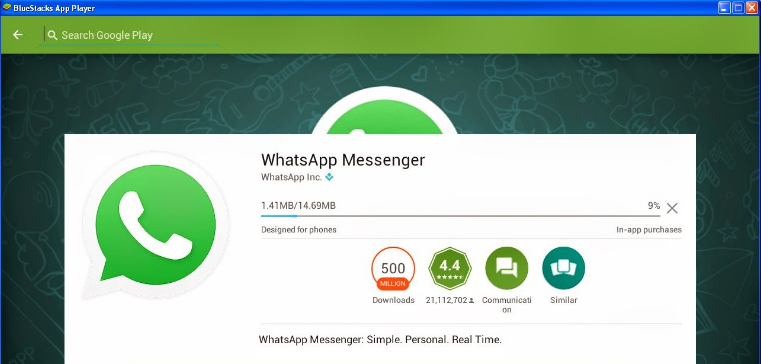 whatsapp for windows 10 laptop download