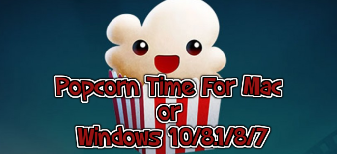 popcorn time for windows 10