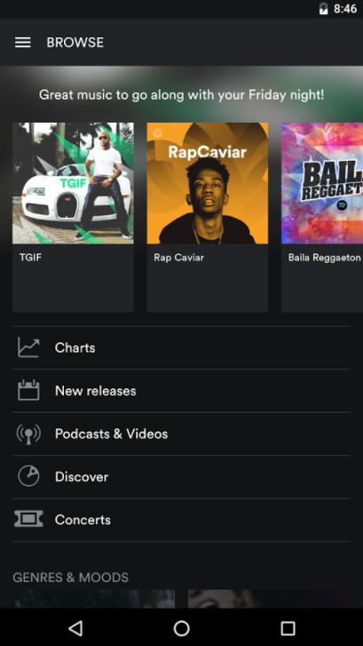 spotify premium app download